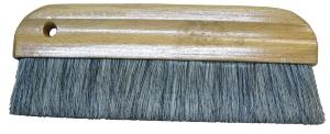 brosserie rey brosse tapisser balais colleur professionnel soie grise socle bois vernis. Black Bedroom Furniture Sets. Home Design Ideas